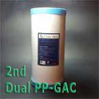 PP-GAC Dual Function Filter