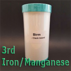 BIRM filter for Iron - Manganese Filtration